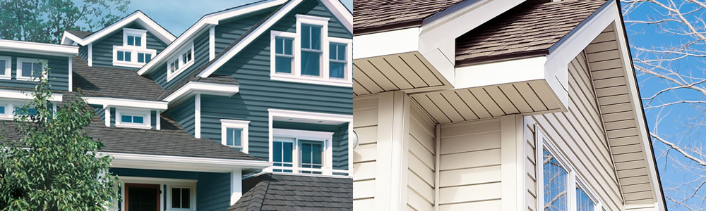 Vinyl Siding In Roofing And Exteriors